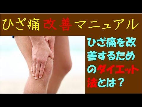 , title : '【ひざ痛】 ひざ痛改善マニュアル ダイエット 食事制限 脂肪 健康 病気 抵抗力