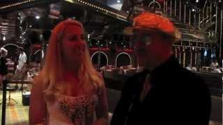 2 Skinnee J's Interview @ 311 Caribbean Cruise 2012