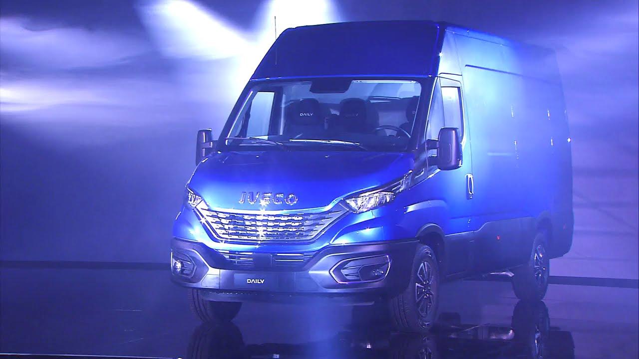New Daily Van Launch | Europe