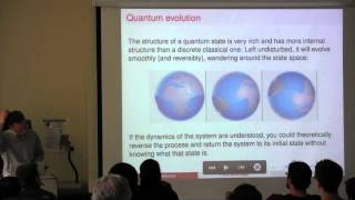 Computer Science Colloquium - February 5, 2015 - Michael Nathanson