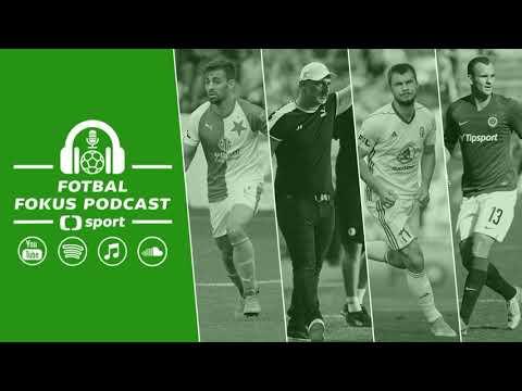 Fotbal fokus podcast: Předvedla Slavia nejlepší pohárový výkon a proč Komličenko nešel do Ruska?