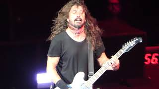 Foo Fighters - All My Life (Live from the Pepsi Center, Denver, Oct 10th 2018