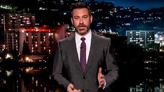 Download Youtube: Hilarious: Jimmy Kimmel DESTROYS Roy Moore During Monologue