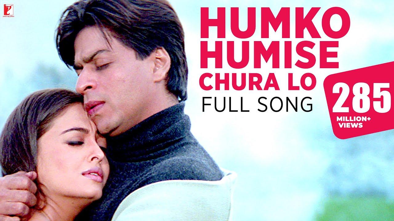 Humko Humise Chura Lo Lyrics English Translation