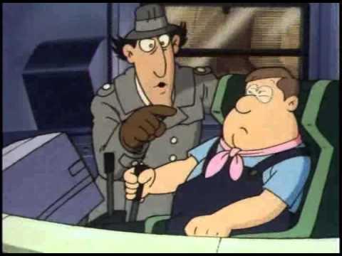 21 - Inspecteur Gadget - Gadget prend le train