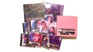 blackpink japanese album unboxing - TH-Clip