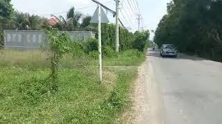 Đất 2 mặt tiền nhựa 84m Nguyễn Thị Rành, cách quốc lộ 22 khoản 3 km. kế khách sạn Thanh Dũng