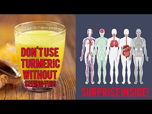 Amazing Turmeric Benefits and 6 Ways to Use Turmeric as Medicine & Side-Effects of Turmeric
