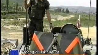 Dagbog nr9 KFOR 1 Kosovo 1999