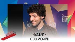 Interview: Première de Benjamin au BFI LFF (19-10-2018)
