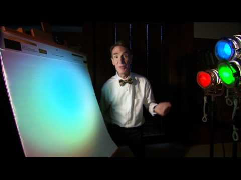 Why Does My Shadow Change Color?--Consider the Following With Bill Nye