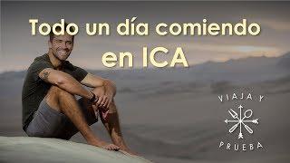 Probando Ica,Viaja y prueba conociendo las delicias del sur del Perú junto a Luciano Mazzetti.