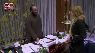 ترجمتي الصوتية من المقابلة التلفزيونية التي اجرتها CBS الامريكية مع ولي العهد السعودي الأمير محمد بن سلمان حفظه الله