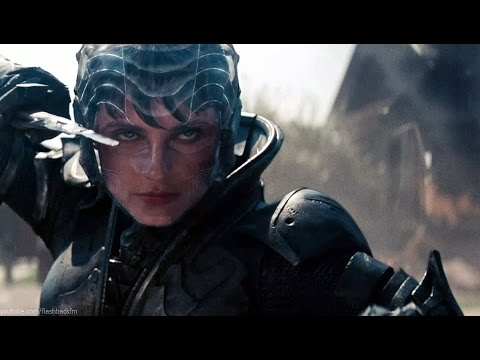 Faora-Ul vs Kal-El | Man of Steel
