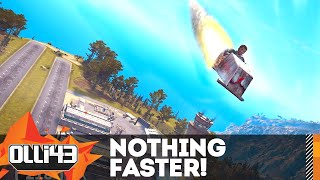 JUST CAUSE 3 FASTEST CAR EVER! (Just Cause 3 Mods)