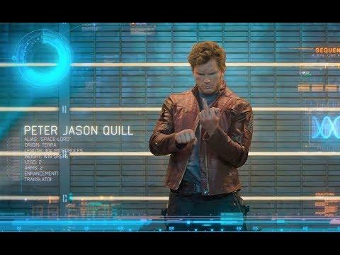 Guardians of The Galaxy Vol 1 - Memorable Moments Part 1