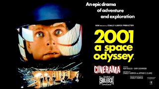 2001 A Space Odyssey - Trailer(Smilebox Cinerama)