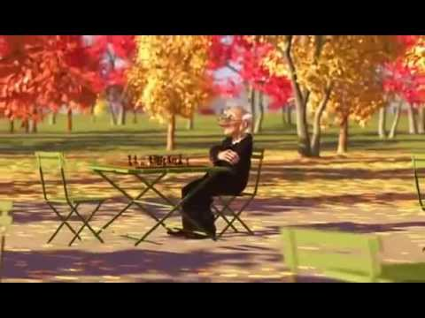 המשחק של ג'רי - סרטון אנימציה מקסים