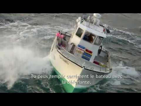 Les pécheurs breton de la Mer d'Iroise - Documentaire