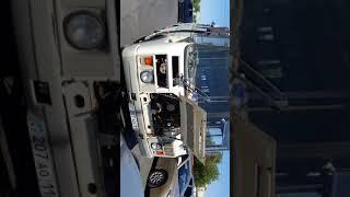 ДТП 12 08 18 водитель автобуса ТОО САТ Кызылорда