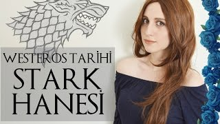 Westeros Tarihi 3 - Stark Hanesi | Coğrafya, Efsaneler, Kış Kralları