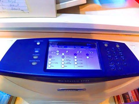 Xerox WC 5755 Digital Photocopier Machine