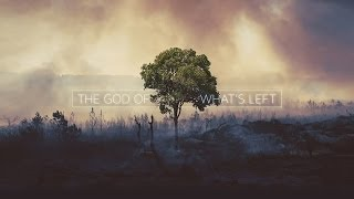 """The God Of What's Left"" with Jentezen Franklin"