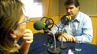 Apresentação de Gazzetta-Entrevista com Gazzetta na UNESP FM.wmv