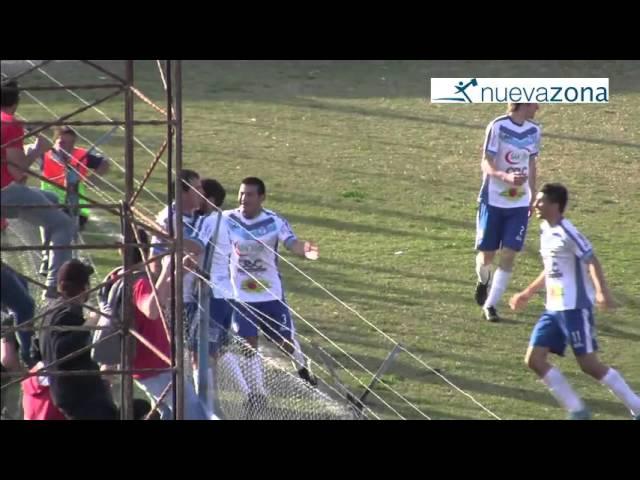 Mirá el golazo de Menchi Simon sobre Independiente. Canal 2 Hernandarias y NuevaZona