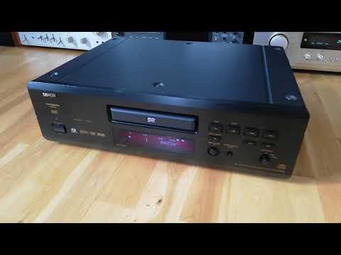 DVD audio video player Denon DVD 2900
