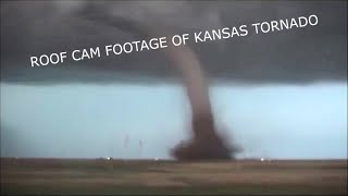 Tornado near Minneola, KS 5-17-19 by Val and Amy Castor