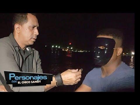 Yolero / Capitan de viajes ilegales da los codigos en PERSONAJES CON EL CHICO SANDY