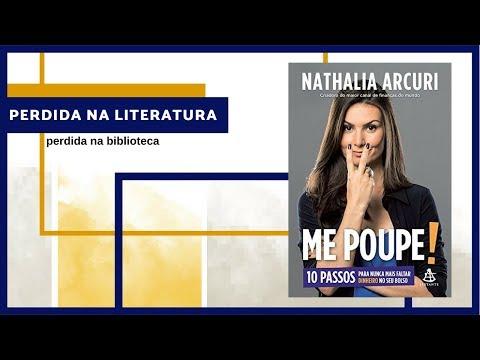Lançamento de Me Poupe! de Nathalia Arcuri | Perdida na Biblioteca