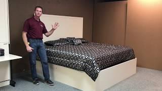 Storage Lift Bed