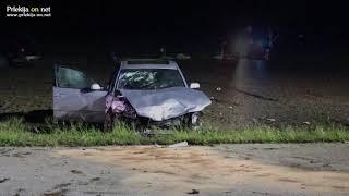 Prometna nesreča Ljutomer - Krapje