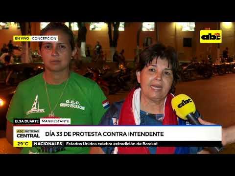 Concepción: día 33 de movilización