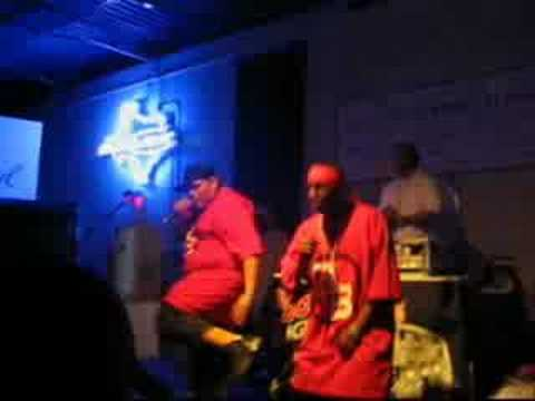 "Bad Biznezz LIVE Performance ""Brand New J's"""