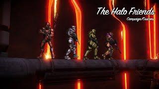 Halo 5 Friends (Tasty Magma Edition) (Halo 5 Campaign/Customs)