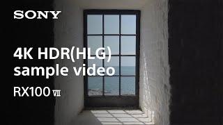 SONY 사이버샷 DSC-RX100 VII (기본 패키지)_동영상_이미지
