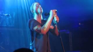 Daughtry broken arrows live dublin march 2014