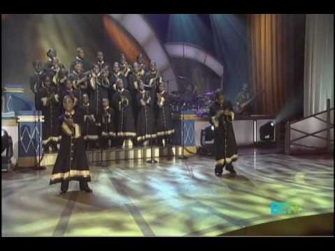 The Pastors Choir on BET Bobby Jones Gospel