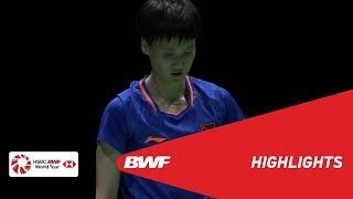 YONEX Swiss Open | WS Semifinals Highlights | BWF 2019