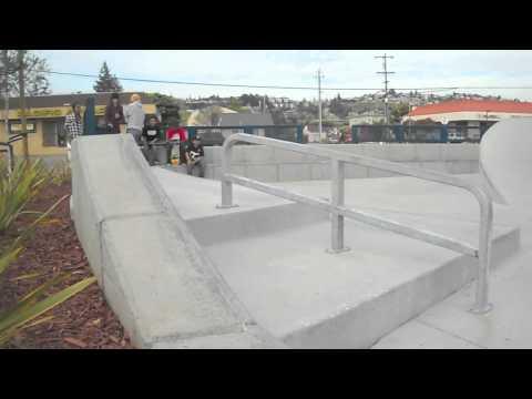 San Leandro Skatepark