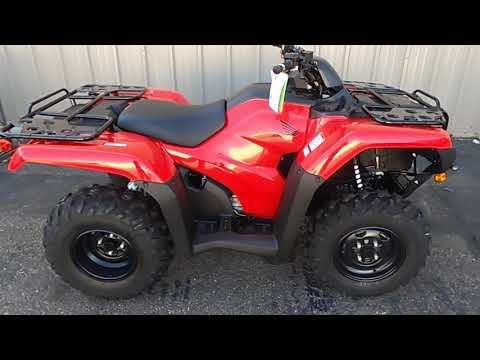 2021 Honda Powersports  Fourtrax Rancher 4x4 ES