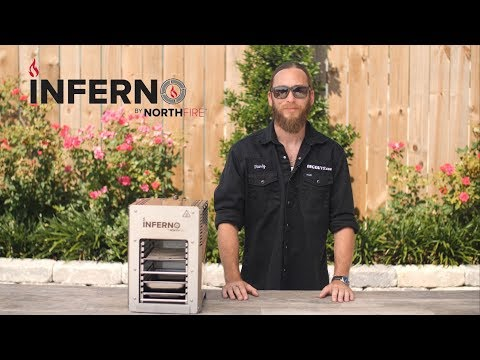 Inferno Tabletop Broiler by Northfire | Overview by BBQGuys.com