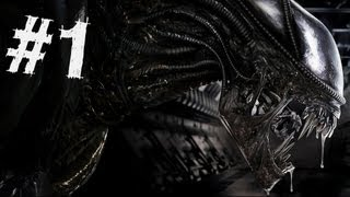 Aliens Colonial Marines Gameplay Walkthrough Part 1  Distress  Mission 1