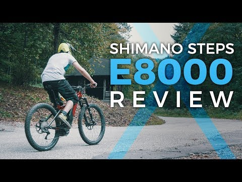 Test: Elektro Mountainbike - Shimano Steps E8000 - TrailTouch