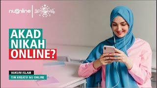 Hukum Akad Nikah Online melalui Video Call