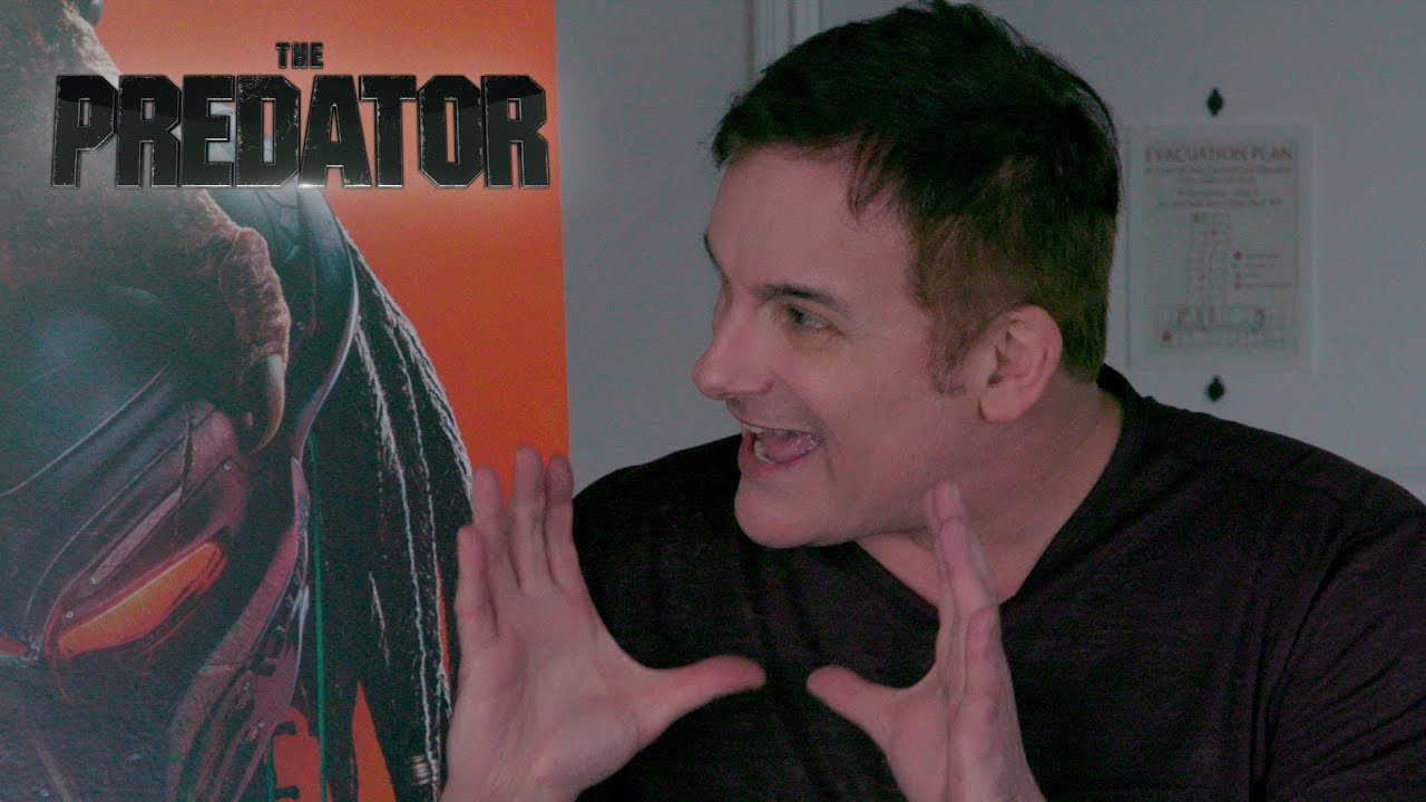The Predator - The Rundown with Shane Black