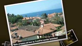 preview picture of video 'Kaleici - Antalya, Turkish Mediterranean Coast, Turkey'
